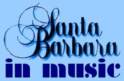 Santa Barbara in music